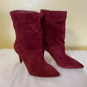 Michael Kors Boots Suede Size 7